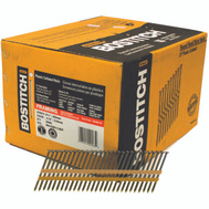 Stanley Bostitch RH-S8D113EP 2-3/8 Inch By 0.113 Smooth Shank 21 Degree Plastic Collated Stick Framing Nails (Pack Of 5000)