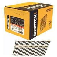 Stanley Bostitch RH-S10D131HDG 3 Inch By 0.131 Galvanized Smooth Shank 21 Degree Plastic Collated Stick Framing Nails (Pack Of 4000)