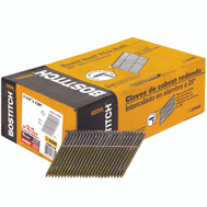 Stanley Bostitch S8DR-FH 2-3/8 Inch By 0.120 Ring Shank 28 Degree Wire Collated Stick Framing Nails (Pack Of 2000)