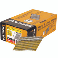 Stanley Bostitch S8DRGAL-FH 2-3/8 Inch By 0.120 Galvanized Ring Shank 28 Degree Wire Collated Stick Framing Nails (Pack Of 2000)
