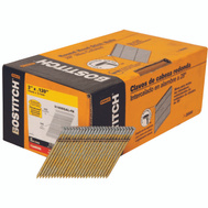 Stanley Bostitch S10DRGAL-FH 3 Inch By 0.120 Galvanized Ring Shank 28 Degree Wire Collated Stick Framing Nails (Pack Of 2000)