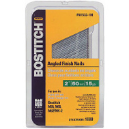 Stanley Bostitch FN1540-1M Nail Finish 15Ga 2.5In (Box Of 1,000)
