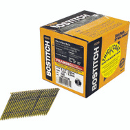 Stanley Bostitch S8D131-FH 2-1/2 Inch By 0.131 Smooth Shank 28 Degree Wire Collated Stick Framing Nails (Pack Of 2000)