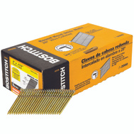 Stanley Bostitch S6DGAL-FH 2 Inch By 0.113 Galvanized Smooth Shank 28 Degree Wire Collated Stick Framing Nails (Pack Of 2000)