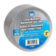 Intertape Polymer 9502 2 By 50 Yard All Weather Aluminum Foil Tape