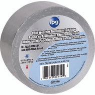 Intertape Polymer 9503 3 Inch By 50 Yard All Weather Aluminum Foil Tape