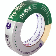 Intertape Polymer 5202-1 Pro-Mask Painters Grade Masking Tape 0.94 Inch By 60 Yards