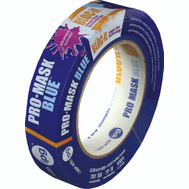 Intertape Polymer 9531-1 Pro-Mask Blue 14 Day Masking Tape 0.94 Inch By 60 Yards