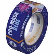 Intertape Polymer 9532-1.5 Pro-Mask Blue 14 Day Masking Tape 1.41 Inch By 60 Yards