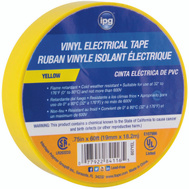 Intertape Polymer 85830 3/4X60ft Yellow Elec Tape