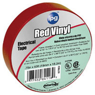 Intertape Polymer 85832 3/4X60ft Red Vinyl Elec Tape