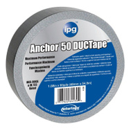 Intertape Polymer 4139 Anchor Duct Tape Contractor Grade 1.88 Inch By 60 Yards 14 Mm