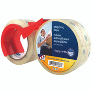 Intertape Polymer 4368 Prostore Plus 2.7 Mil 1.88 Inch By 54.6 Yard Clear Shipping Set