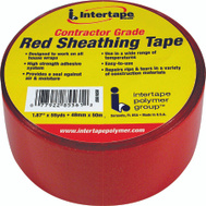 Intertape Polymer 5561USR Sheathing Tape Red 1.88 Inch By 54.6 Yards
