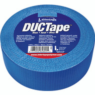Intertape Polymer 20C-BL2 Duct Tape Blue 1 7/8 Inch By 60 Yards