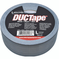 Intertape Polymer 20C-BK2 1.87 Inch By 60 Yard Black Duct Tape