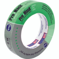 Intertape Polymer 5803-1 Pro Mask Green 8 Day Painters Masking Tape 0.94 Inch By 60 Yards