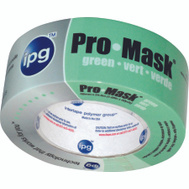 Intertape Polymer 5805-2 Pro Mask Green 8 Day Painters Masking Tape 1.88 Inch By 60 Yards