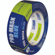 Intertape Polymer PMD36 Pro-Mask Blue 14 Day Masking Tape 1.41 Inch By 60 Yards