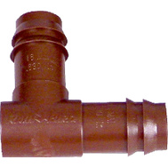 Rainbird BE50/4PKS Barbed Elbows 1/2 Inch