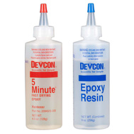 Devcon 20945 5 Minute Epoxy Paintable High Strength 9 Ounce S