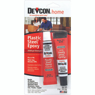 Devcon 52345 Metal Repair Epoxy Steel Filled Waterproof 2 Ounce