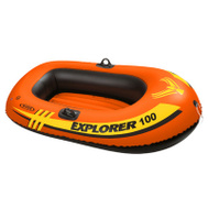 Intex Recreation 58329EP 58X33 Explorer 100 Boat