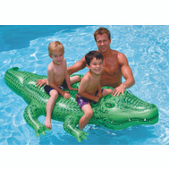 Intex Recreation 58562EP Mat Floating Giant Gator 84X50