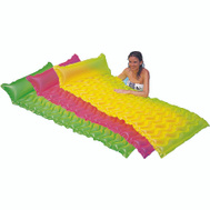Intex Recreation 58807 E Tote n Float Wave Mat Inflatable Toys (Colors May Vary)