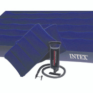 Intex Recreation 68765 Downy Airbed Raised Queen 60X80x8.75