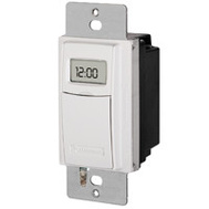Intermatic ST01 Timer Wall Indr Hd24hr Dig Wht