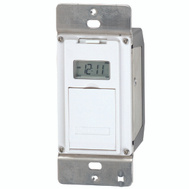 Intermatic EI500WC Timer Wall Indoor 24hr Dig Wht