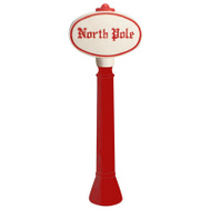 Union Products 76940 45 Inch North Pole Statue