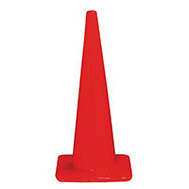 3M 90129-00006 Safety Cone 28 Inch Day-Glow