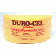 The Acme Sponge Company T85S Duro Cel Turtleback Heavy Duty Sponge