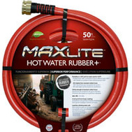 Colorite Swan SGHW58050 Hose Hot Water Rubber 5/8x50ft