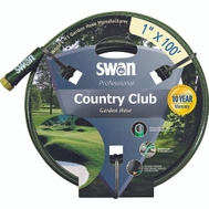Colorite Swan SNCCC01100 Country Club 1 Inch By 100 Foot Hose