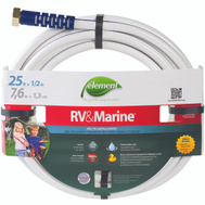 Colorite Swan MRV12025 Garden Hose Marine Camper 1/2 Inch By 25 Foot