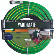 Colorite Swan SNHR58150 Garden Hose Reinforced 5/8 Inch By 150 Foot