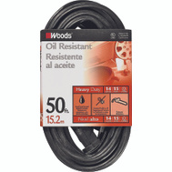 Coleman Cable 982452 Agri Pro 50 Foot 14/3 Oil Resistant Cord