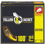 Coleman Cable 2806 Yellow Jacket 10/3 By 100 Foot Yellw Jacket Extension Cord