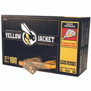 Coleman Cable 2820 Yellow Jacket 12/3 By 100 Foot Power Block
