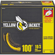 Southwire 2992 Yellow Jacket 10/3 By 100 Foot Tblade Extension Cord