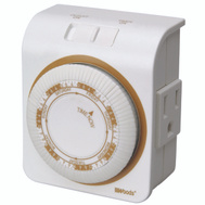 Coleman Cable 50002 Woods Indoor Hd Mechanical Timer