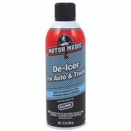 Gunk DE1 De-Icer Window Auto/Truck 12 Ounce