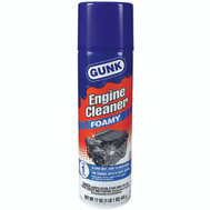 Gunk FEB1 Cleaner Foaming Gunk 17 Ounce