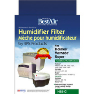 Best Air H55-C Humidi Wick Filter Replacement Humidifier