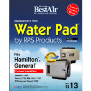 Best Air G13 Pad Water Furnace Humidifier