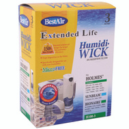 Best Air H100-3-5/H100-6 Humidi Wick Filter Replacement Humidifier