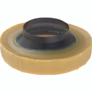 William Harvey 001005-24 No Seep Toilet Bowl Wax Ring With Flange